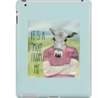Simon Cowell iPad Case/Skin