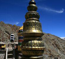 Hemis Gonpa - Ladakh by Vivek Bakshi