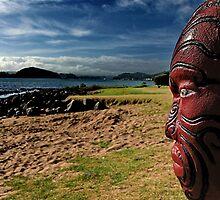 ngatokimatawhaorua. waitangi, aotearoa by tim buckley | bodhiimages