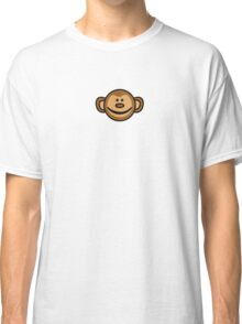 Cheeky Little Monkey Classic T-Shirt