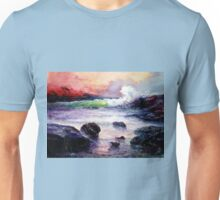 Fire and Water 1.0  Unisex T-Shirt