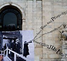 OAS Centenary by Nelson  Sosa