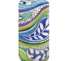 Patterned Nature iPhone Case/Skin