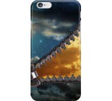 Unzip the Night iPhone Case/Skin