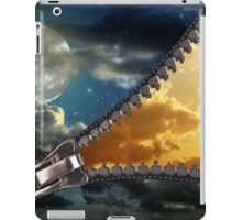 Unzip the Night iPad Case/Skin