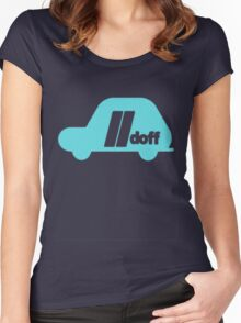 car Women's Fitted Scoop T-Shirt