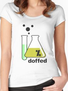 *chemical* Women's Fitted Scoop T-Shirt