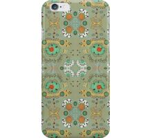 Flower in the Sky Pattern iPhone Case/Skin
