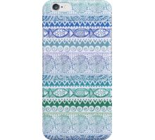 Sea of Stripes iPhone Case/Skin
