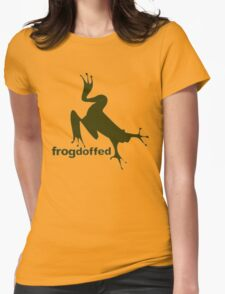 froG! Womens Fitted T-Shirt