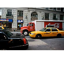 Coca Cola Company Photographic Print