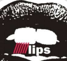 tasty lipz Sticker