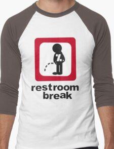 give ur self some break... Men's Baseball ¾ T-Shirt