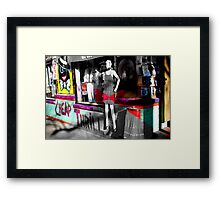 Cheap Thrills Framed Print