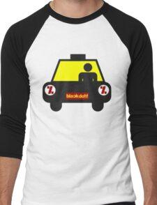 cab Men's Baseball ¾ T-Shirt