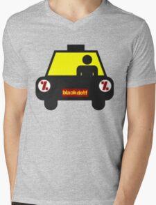 cab Mens V-Neck T-Shirt