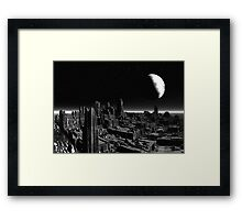 Peace on Earth - at last Framed Print