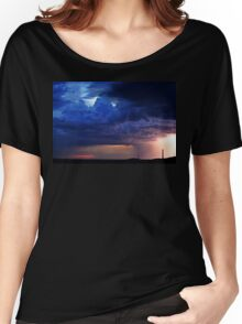 Lightning Strike Women's Relaxed Fit T-Shirt