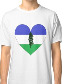 From Cascadia With Love Classic T-Shirt