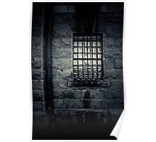 Gaol Window Poster