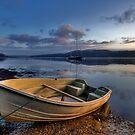 Dawn At Port Lion by Mark Robson