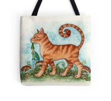What The Cat Dragged In... Tote Bag