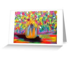 Rhapsody Greeting Card
