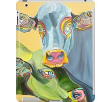 Pet Cows iPad Case/Skin