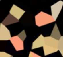 neonflash abstract art fabrics Sticker