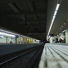 the platform - Box Hill by thesoftdrinkfactory