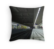 the platform - Box Hill Throw Pillow