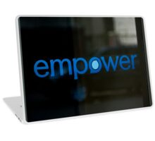 Empower  -  A World of Words Laptop Skin