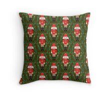Nutcracker by Andrea Lauren  Throw Pillow