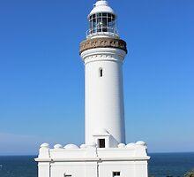 Norah Head Lighthouse by beerman70