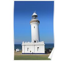 Norah Head Lighthouse Poster