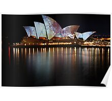 Opera House & Colours (10) Poster