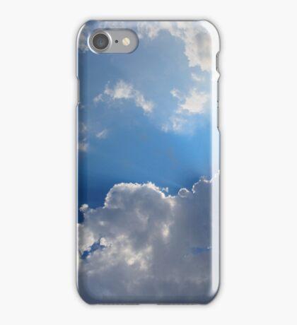 Light Breaks Through iPhone Case/Skin