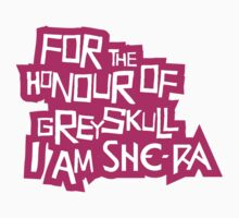 For the Honour of Greyskull T-Shirt