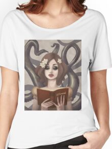 Captivating Women's Relaxed Fit T-Shirt