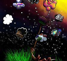 Third Eye Candy by Justin Shepperd