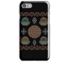 Christmas Pizza iPhone Case/Skin