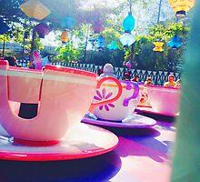 Mad tea party by disneywithbella