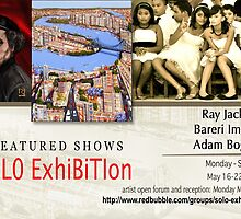 Adam Bogusz, Ray Jackson, Bareri Images, Group banner, Solo Exhibition by solo-exhibition