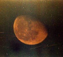 another grotty little moon by Juilee  Pryor