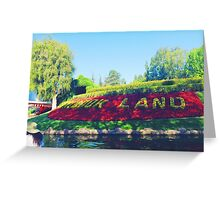 Story book land Greeting Card