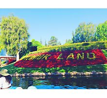 Story book land Photographic Print