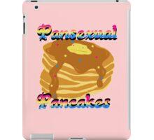 Pansexual Pancakes iPad Case/Skin