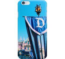 Sleeping Beauty's Castle #2 iPhone Case/Skin