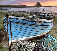 Lindisfarne, Holy Island by MartinWilliams
