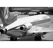 Retro Airline Photographic Print